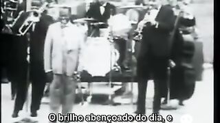 """Louis Armstrong """"What A Wonderful World"""""""