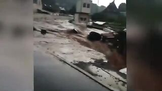 Catastrophic Flood in Germany