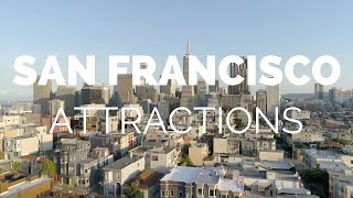 10 Top Tourist Attractions in San Francisco - Travel Video