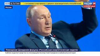 """Путин: Европа должна поклониться """"низко в ножки"""" Шредеру"""