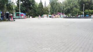 Парк Маяковского, комната страха)