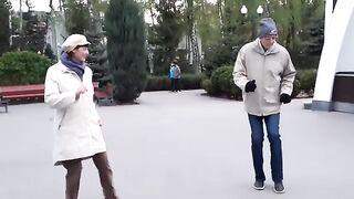 Рок-н-ролл!_Танцы в парке Горького Харьков май 2021