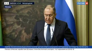 Срочное заявление Лаврова! Россия РАЗРЫВАЕТ отношения с НАТО!