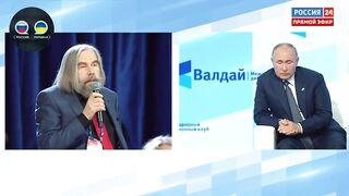 Путин ЖЕСТКО о Зеленском и ситуации на Украине