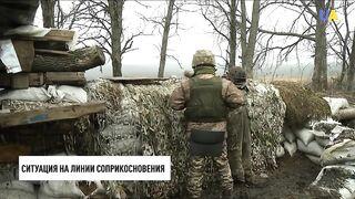 Обострение на Донбассе и что думает об этом Владимир Зеленский