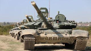 На фоне угроз талибов, Россия направит в Таджикистан ещё один батальон танков Т-72