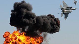 США угрожают новыми масштабными ударами по Сирии за атаку на военную базу Эт Танф